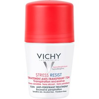 Vichy Stress Resist antiperspi-rant deo roll-on 72T, 50 ml.